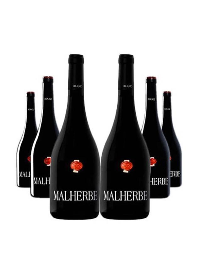 Coffret découverte Trio Malherbe CHATEAU MALHERBE