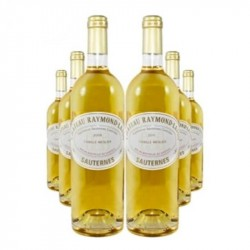 Coffret découverte Sauternes CHATEAU RAYMOND-LAFON (Famille Meslier)
