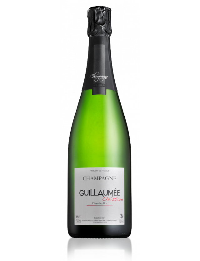 Brut CHAMPAGNE GUILLAUMEE