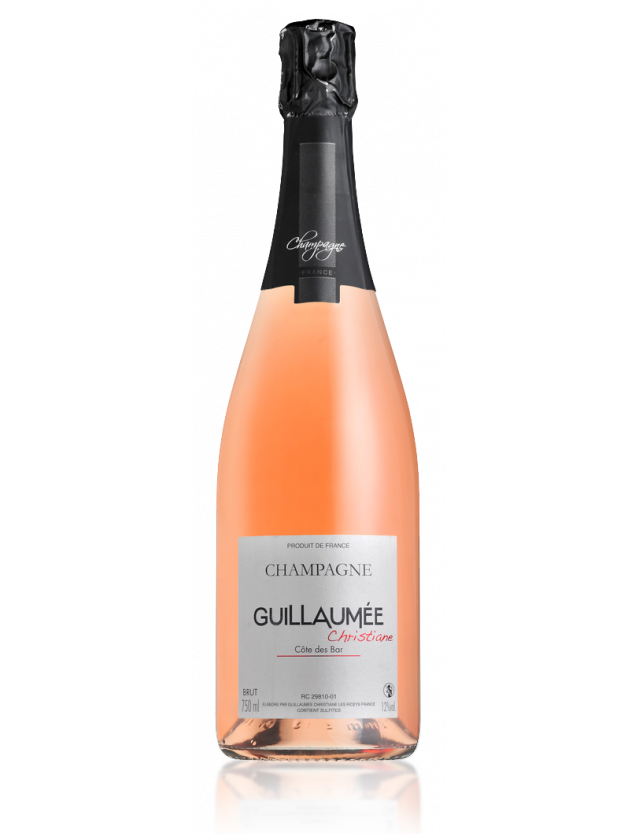 Rosé CHAMPAGNE GUILLAUMEE