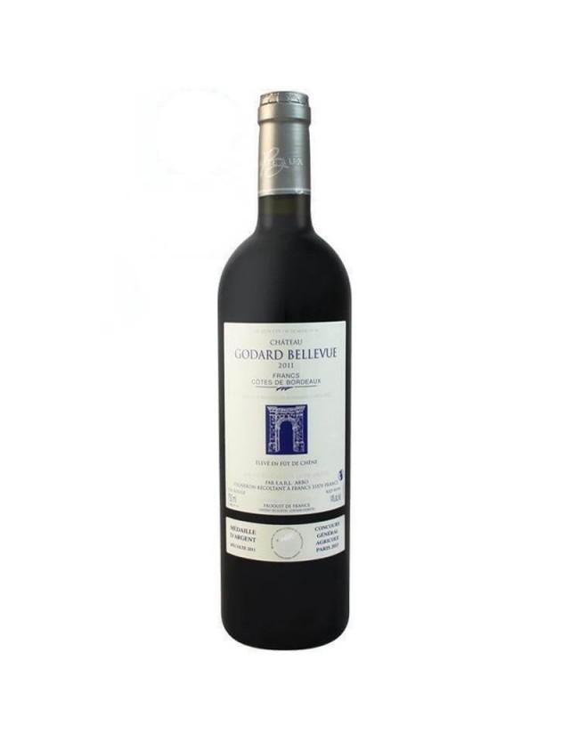 CHÂTEAU GODARD BELLEVUE vignobles arbo