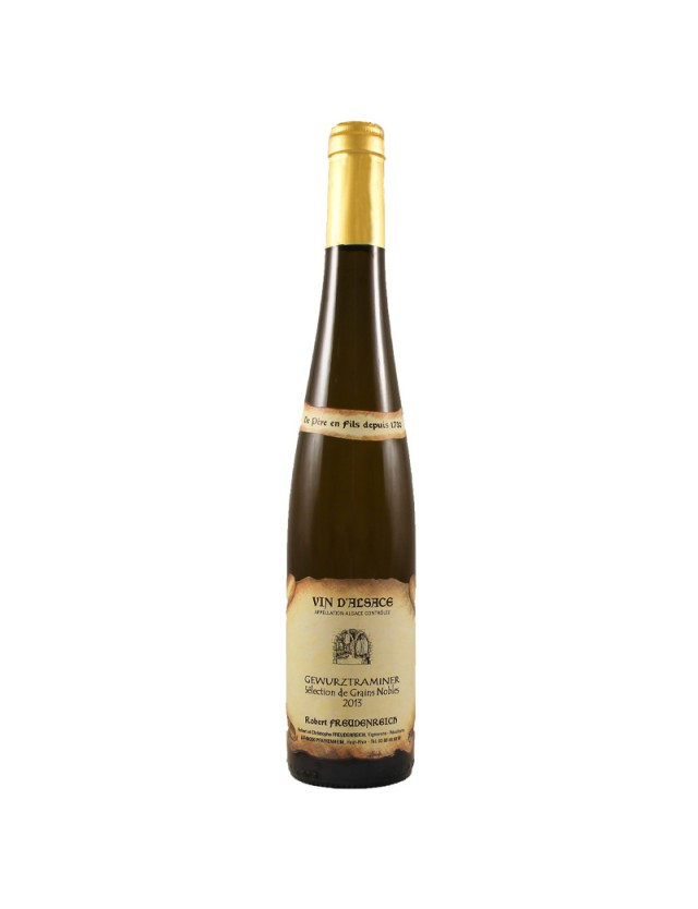 Freudenreich - Gewurztraminer Sélection de Grains Nobles Robert Freudenreich and Sons