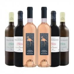 Coffret découverte Spécial Vins de Camargue Bio DOMAINE DE FIGUEIRASSE
