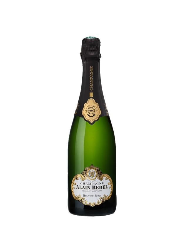 Cuvée Tradition Brut champagne alain bedel
