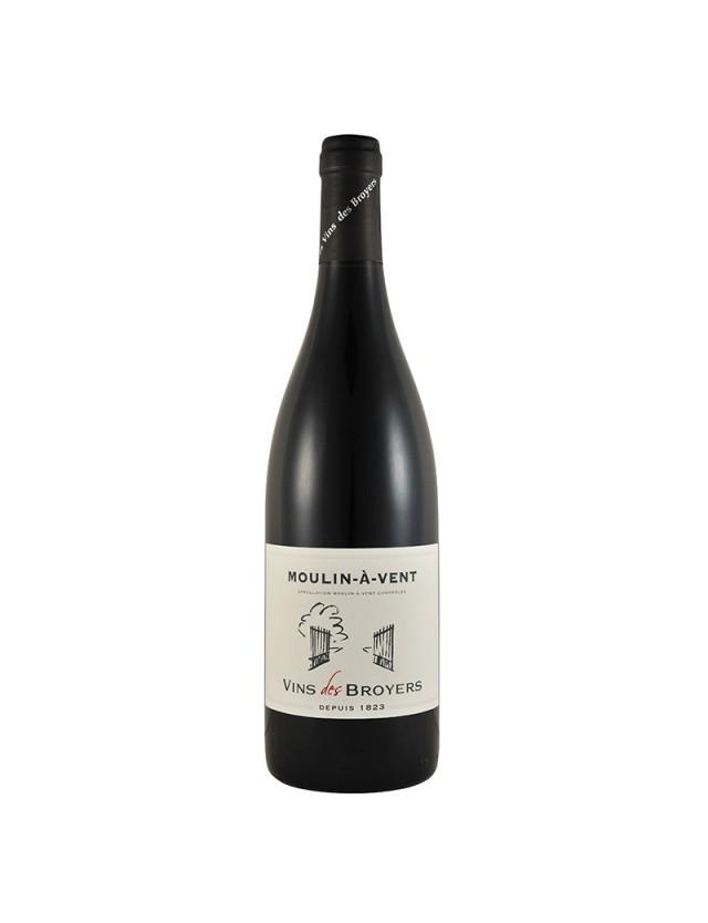 Moulin à Vent vins des broyers