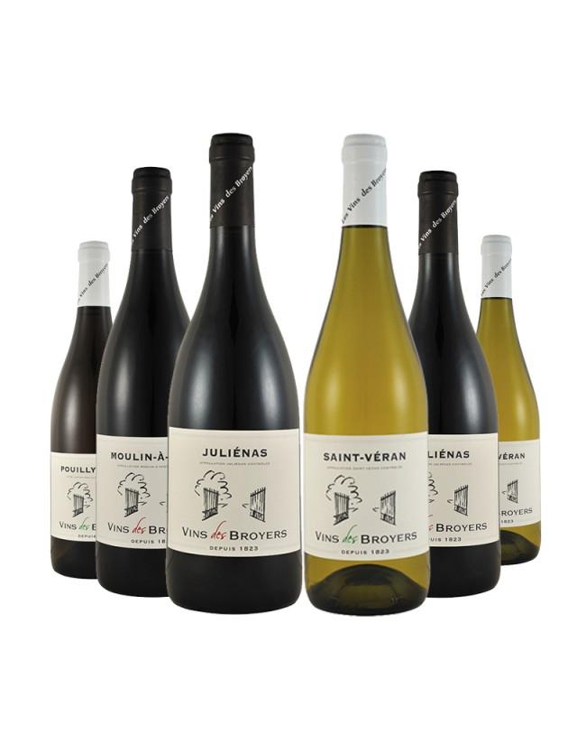 Rouge & Blanc des Broyers vins des broyers