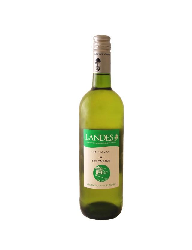 Fraîcheur Sauvignon - Colombard la cave des vignerons de tursan