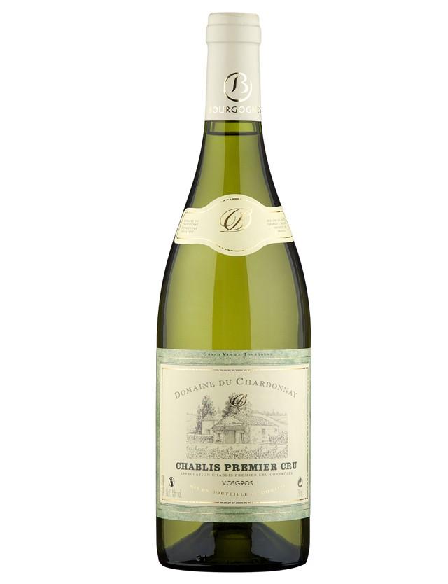 Chablis 1er Cru - Cuvée Vosgros domaine du chardonnay
