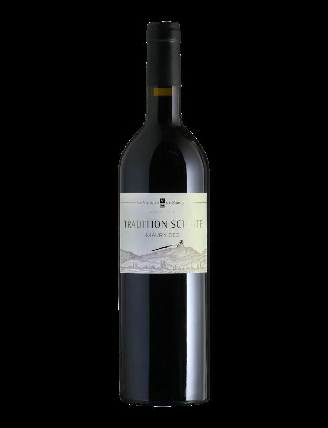 MAURY SEC TRADITION SCHISTE les vignerons de maury